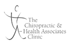 The Chiropractic & Health Associates Clinic logo